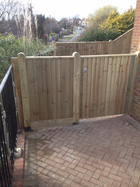 Timber Fencing Littlewood Fencing South East