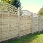 Finnow Panel Fencing Thumbnail