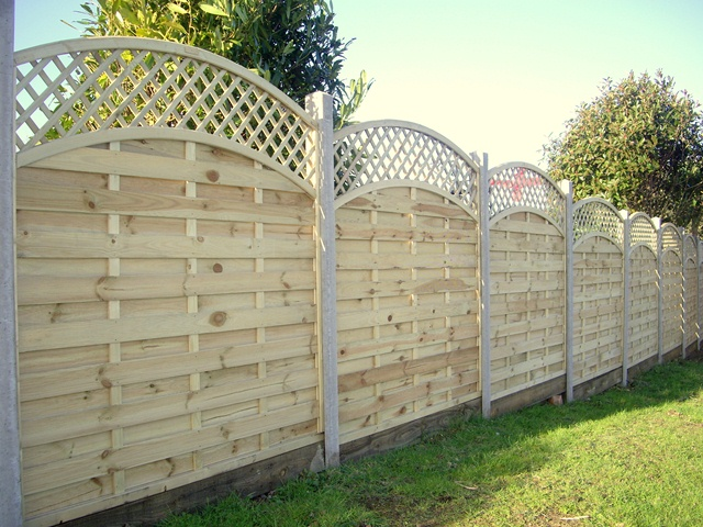 Panels Littlewood Fencing South East