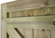 Tongue & Groove Gates Detail 2 Thumbnail